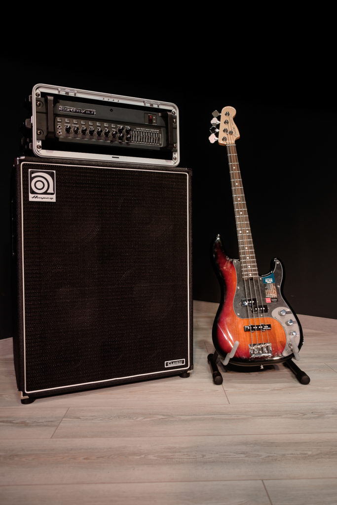 Бас-гитара Fender Precision Bass Elite